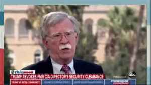 John Bolton Doesn't Back Down — Brennan And Other Obama Officials Politicized Intel [Video]