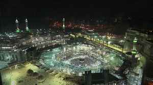 News video: Millions of Muslims begin Hajj pilgrimage to Mecca