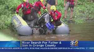 Search Continues For Father & Son In Orange County [Video]