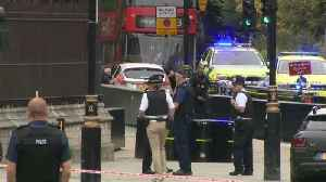 Westminster car crash: Man charged with two counts of attempted murder [Video]