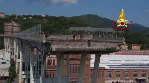 Search for survivors in Italy bridge disaster ends [Video]