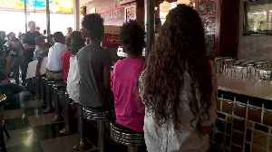 Oklahomans Hold Reenactment 60 Years After Historic Drugstore Sit-in [Video]