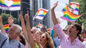 Trudeau at Montreal Pride urges 'love, not just tolerance'