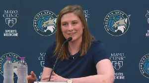 Lindsay Whalen Day Proclaimed In Minnesota [Video]