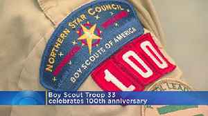 Local Boy Scout Troop Celebrates 100th Birthday [Video]