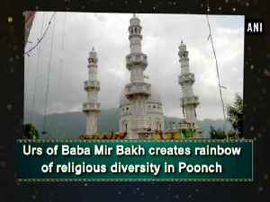 Urs of Baba Mir Bakh creates rainbow of religious diversity in Poonch [Video]