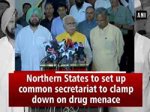 Northern States to set up common secretariat to clamp down on drug menace [Video]
