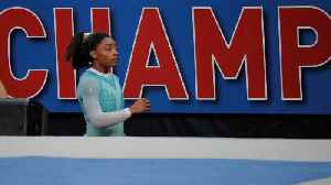 Simone Biles Swept The National Championships [Video]