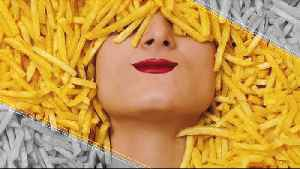 The Perfect Job for a French Fries Lover [Video]