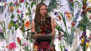 Chelsea Clinton Says She Hasn't Ruled Out A Run For Office [Video]
