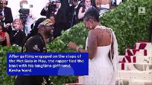 2 Chainz and Kesha Ward Are Married [Video]
