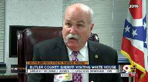 Butler County Sheriff Richard Jones to support ICE at White House event [Video]