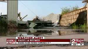 Tornadoes hit Mayes County, leave behind damage [Video]