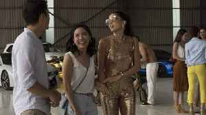 News video: 'Crazy Rich Asians' Makes Box-Office History