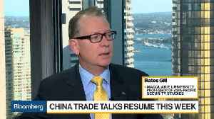 U.S., China Leaderships in 'Relatively Weak Positions,' Professor Gill Says [Video]