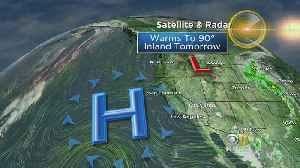Sunday Evening Forecast With Brian Hackney [Video]