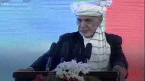 News video: The Afghan President Has Called for a Cease-Fire With the Taliban During Eid al-Adha