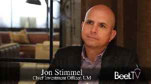 As Interactive Ads Gain Ground, Addressable Needs Uniformity: UM's Stimmel [Video]
