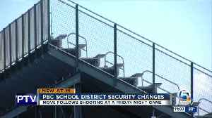 New security changes made for Palm Beach County High School football games [Video]