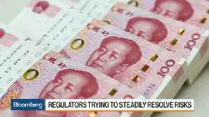 China Is Said to Start New Round of Checks on P2P Lenders [Video]