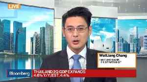 Still Quite Positive on Thai Baht, Mizuho's Chang Says [Video]