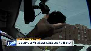 Driving while distracted could lead to $100 fine under new Ohio law [Video]
