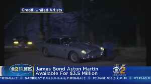 For $3.5 Million, You Can Drive Like James Bond [Video]