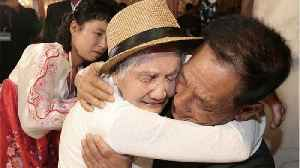 Korean Families Reunited After 65 Years [Video]