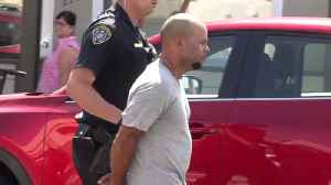 Man Accused of Stealing Car for Trip to Methadone Clinic [Video]