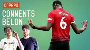 News video: What is happening at Man Utd?!?! | Comments Below