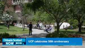 UCF celebrates 50th anniversary with diverse freshman class [Video]