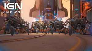 Blizzard Hints at New Overwatch Content, Animated Short at Gamescom 2018 [Video]