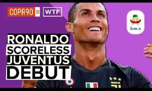 Does Cristiano's Arrival Mean A New Serie A Revival? | WTF [Video]