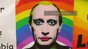16-Year-Old Fined Under Russia's 'Gay Propaganda' Law Files Appeal [Video]