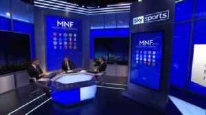 Carra and Nev's shirt swap! [Video]