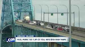 Toll troubles: drivers surprised with hefty fines after cashless tolling at Grand Island [Video]