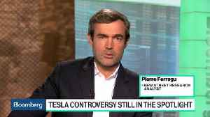 Musk's Work Habits Are Nothing New and Not a Concern, Analyst Ferragu Says [Video]