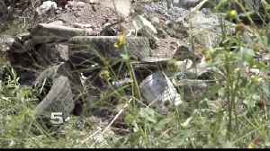 Surveillance Cameras Set Up to Crack Down on Illegal Dumping [Video]