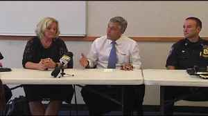 VIDEO: Rep. Lou Barletta holds discussion on increased security in schools [Video]