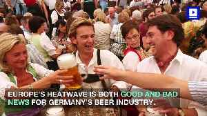 Germany Rapidly Running Out of Beer Bottles [Video]