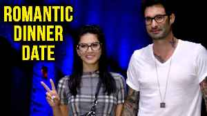 Sunny Leone And Daniel Weber Hold Hands On Their Date Night [Video]