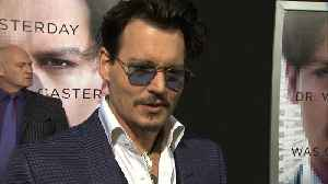 Johnny Depp 'feared for his safety' during alleged movie set assault [Video]