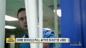 Active shooter training video raises concerns [Video]