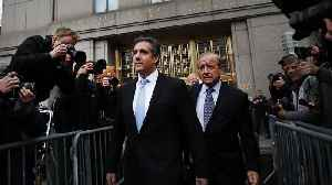 News video: Michael Cohen Admits To Violating Campaign Finance Laws, Tax Fraud