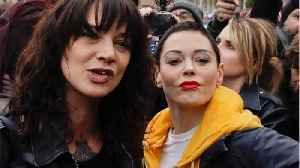 Rose McGowan's defense of Asia Argento in the wake of sexual misconduct accusations is incredibly problematic [Video]