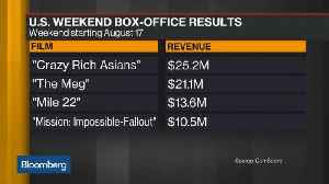 Why 'Crazy Rich Asians' Become No. 1 Weekend Film [Video]