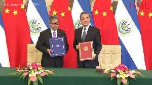 Taiwan's Diplomatic Isolation Deepens as El Salvador Defects to Beijing [Video]