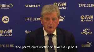 Roy Hodgson bemoans penalty decision for Liverpool [Video]