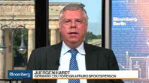 European Governments Are Not Manipulating Currencies, Says Germany's Hardt [Video]
