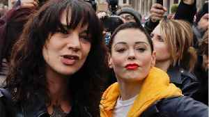 Rose McGowan Facing Backlash For Argento Support [Video]